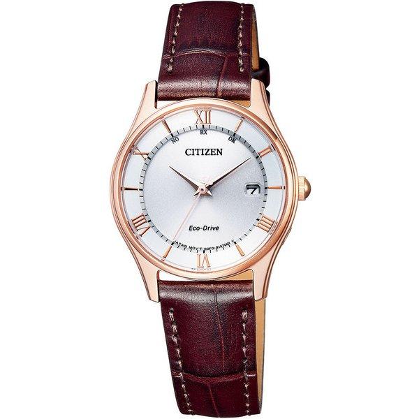 CITIZEN COLLECTION シチズン コレクション エコドライブ 電波時計 レディース腕時計 ES0002-06A