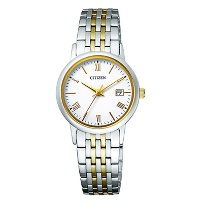 CITIZEN COLLECTION シチズン コレクション ペア エコドライブ レディース腕時計 EW1584-59C