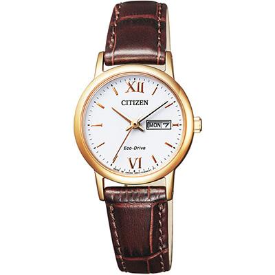 CITIZEN COLLECTION シチズン コレクション エコドライブ レディース腕時計 EW3252-07A
