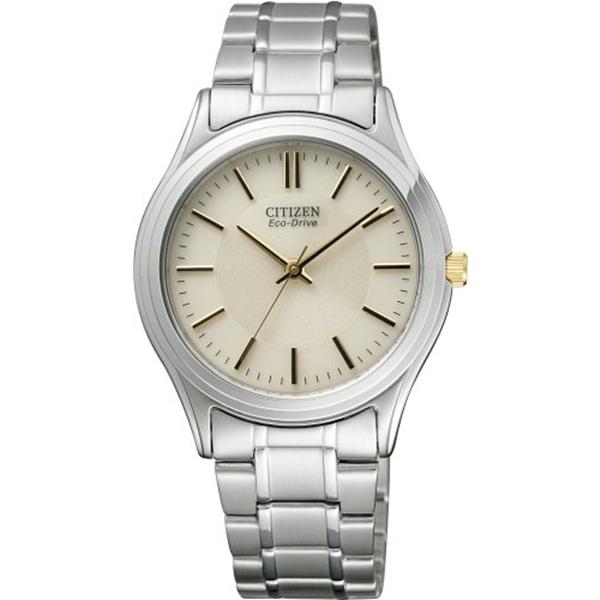 CITIZEN COLLECTION シチズンコレクション エコ・ドライブ ステンレス メンズ腕時計 FRB59-2452