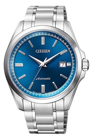 CITIZEN COLLECTION シチズンコレクション オートマティック メカニカル 機械式 シースルーバック メンズ腕時計 NB1041-84L