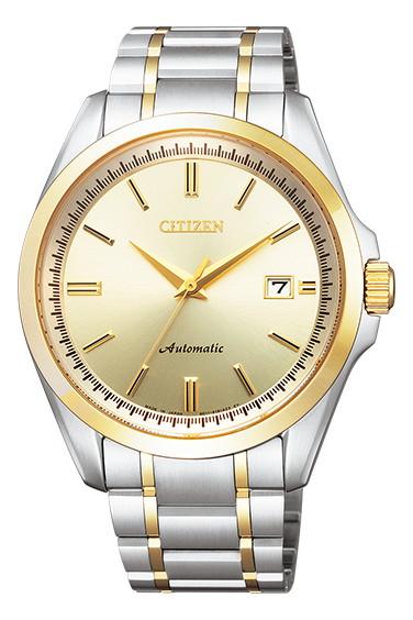 CITIZEN COLLECTION シチズンコレクション オートマティック 機械式 シースルーバック メンズ腕時計 NB1044-86P