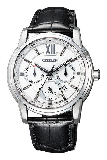 CITIZEN COLLECTION シチズン コレクション オートマティック メカニカル 機械式 シースルーバック メンズ腕時計 NB2000-19A