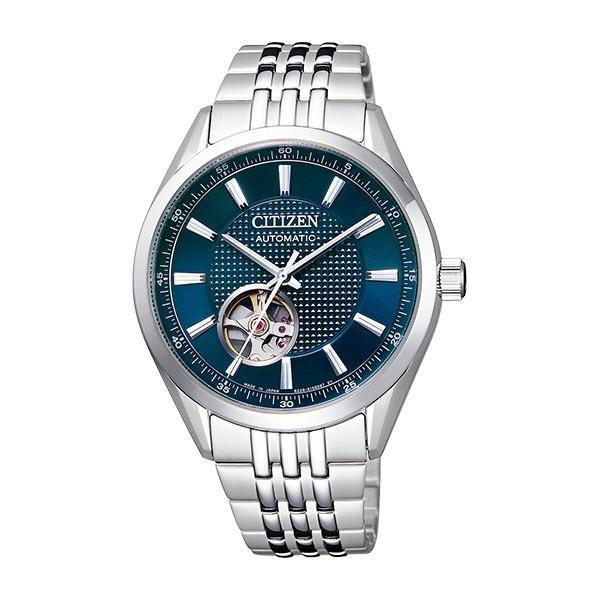 CITIZEN COLLECTION シチズン コレクション オートマティック メカニカル 機械式 シースルーバック メンズ腕時計 NH9110-81L