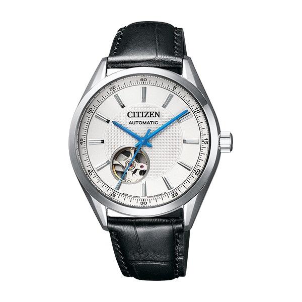 CITIZEN COLLECTION シチズンコレクション オートマティック 自動巻き 機械式 シースルーバック メンズ腕時計 NH9111-11A