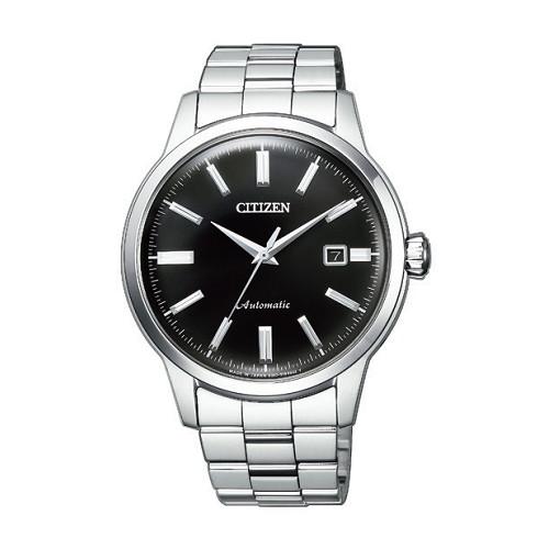 CITIZEN COLLECTION シチズンコレクション オートマティック 機械式 シースルーバック メンズ腕時計 NK0000-95E