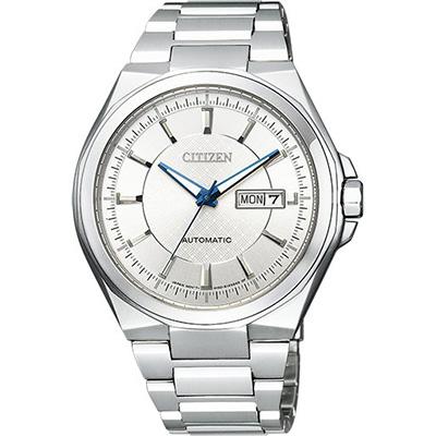 CITIZEN COLLECTION シチズンコレクション 自動巻き腕時計 シースルーバック メンズ腕時計 NP4080-50A