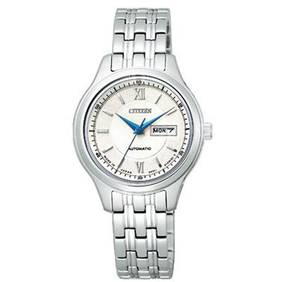 CITIZEN COLLECTION シチズンコレクション 機械式腕時計 シースルーバック レディース腕時計 PD7150-54A