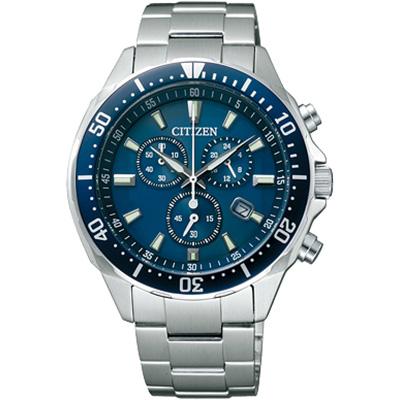 ★ CITIZEN citizen ALTERNA eco-drive watch mens watch VO10-6772F