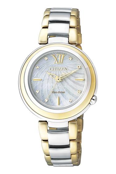 CITIZEN L シチズン エル エコドライブ レディース腕時計 EM0339-85D