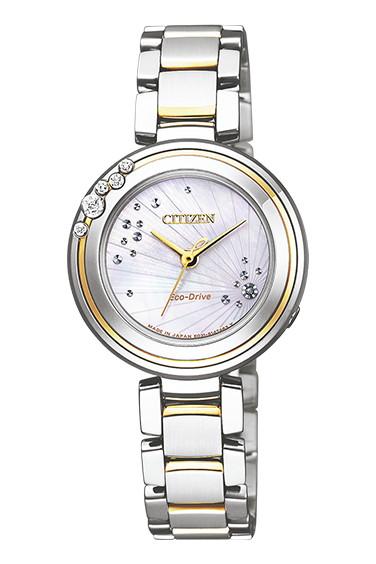 CITIZEN L シチズン エル エコドライブ レディース腕時計 EM0469-80D