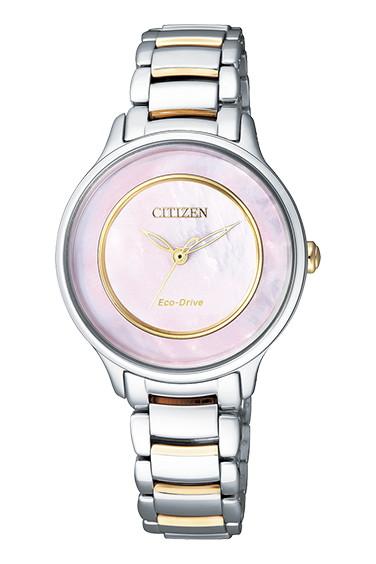 CITIZEN L シチズン エル エコドライブ レディース腕時計 EM0476-84Y