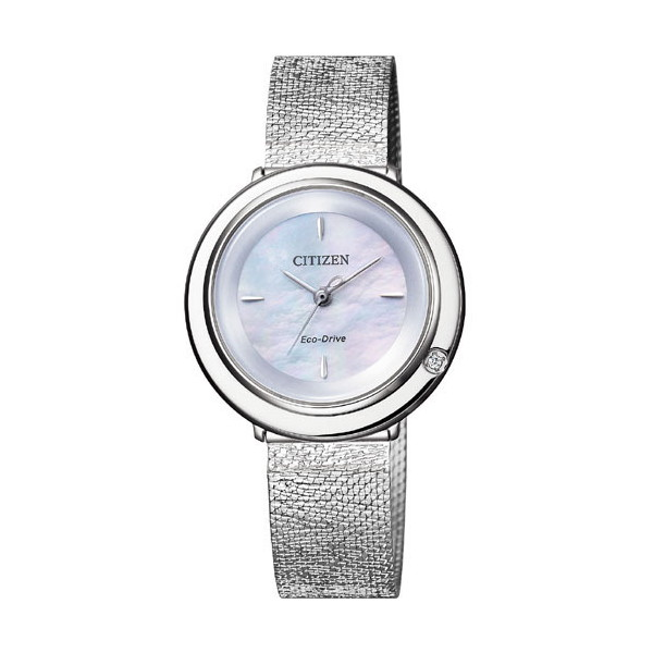 CITIZEN L シチズン エル エコドライブ アンビリュナ レディース腕時計 EM0640-91D