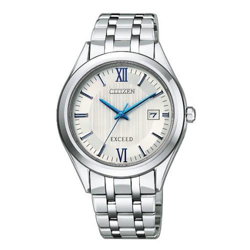 CITIZEN EXCEED シチズン エクシード エコドライブ ソーラー メンズ腕時計 AW1000-51A