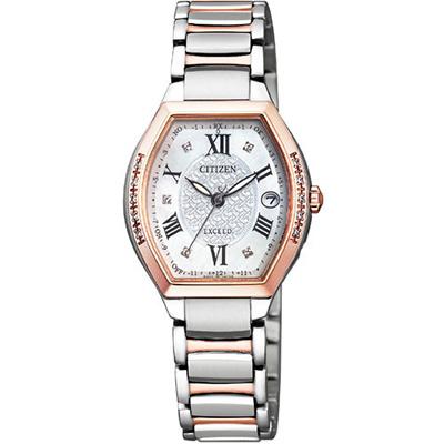 CITIZEN EXCEED シチズン エクシード ワールドタイム電波時計 限定モデル レディース腕時計 ES9384-50W