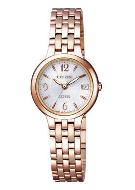 CITIZEN EXCEED シチズン エクシード エコドライブ レディース腕時計 EW2262-50A