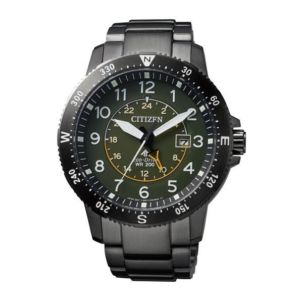 CITIZEN PRO MASTER シチズン プロマスター PROMASTER LAND エコドライブ時計 メンズ腕時計 BJ7095-56X