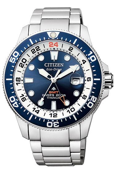 CITIZEN PRO MASTER シチズン プロマスター エコ・ドライブ ダイバーズウオッチ メンズ腕時計 BJ7111-86L