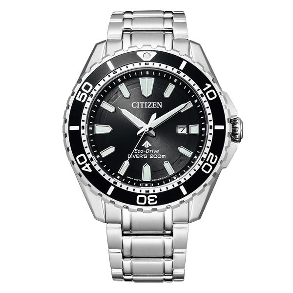 CITIZEN PRO MASTER シチズン プロマスター エコドライブ ダイバーズウオッチ メンズ腕時計 BN0190-82E