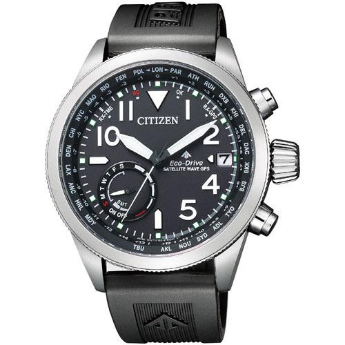 CITIZEN PRO MASTER シチズン プロマスター エコドライブ 電波時計 メンズ腕時計 CC3060-10E
