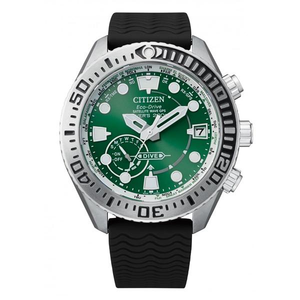 CITIZEN PRO MASTER シチズン プロマスター GPS衛星電波時計 ダイレクトフライト スーパーチタニウム ダイバーズウオッチ メンズ腕時計 CC5001-00W