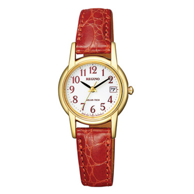 CITIZEN REGUNO シチズン レグノ ソーラーテック レディース腕時計 KH4-823-90