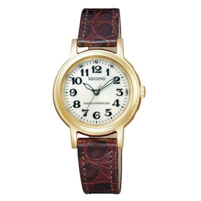 CITIZEN REGUNO シチズン レグノ 電波ソーラー レディース腕時計 KL4-125-30