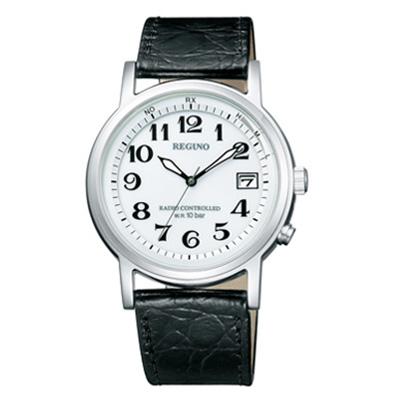 CITIZEN REGUNO シチズン レグノ 電波ソーラー メンズ腕時計 KL7-019-10