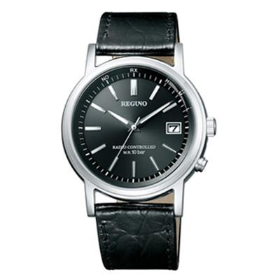 CITIZEN REGUNO シチズン レグノ 電波ソーラー メンズ腕時計 KL7-019-50