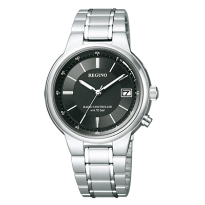 CITIZEN REGUNO シチズン レグノ 電波ソーラー メンズ腕時計 KL8-112-51