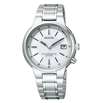 CITIZEN REGUNO シチズン レグノ 電波ソーラー メンズ腕時計 KL8-112-91