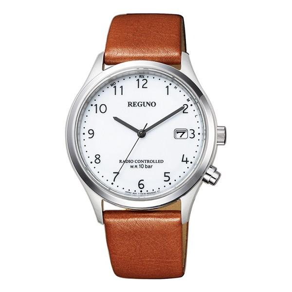 CITIZEN REGUNO シチズン レグノ ソーラーテック 電波時計 サファイアガラス メンズ腕時計 KL8-911-10