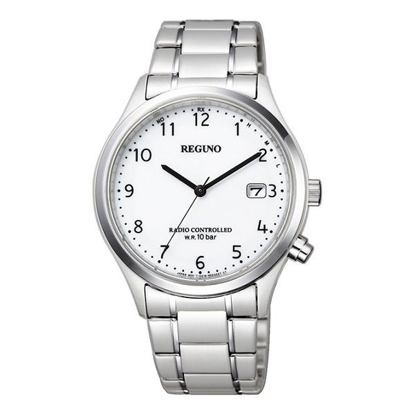 CITIZEN REGUNO シチズン レグノ ソーラーテック 電波時計 サファイアガラス メンズ腕時計 KL8-911-11