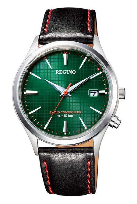 CITIZEN REGUNO シチズン レグノ ソーラーテック 電波 メンズ腕時計 KL8-911-40