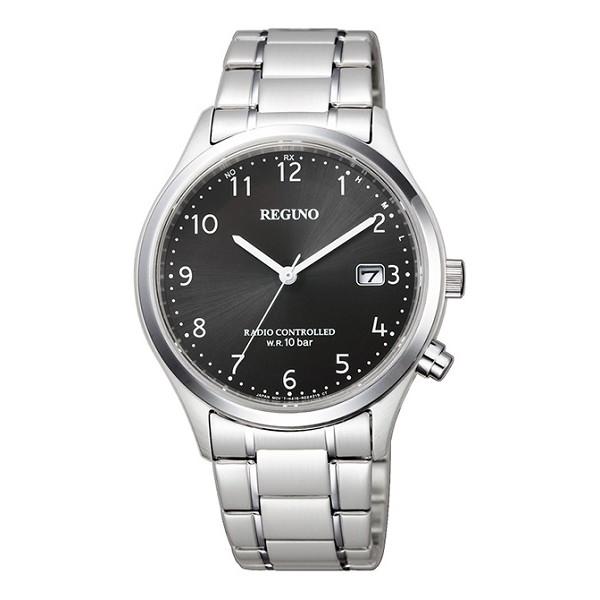 CITIZEN REGUNO シチズン レグノ ソーラーテック 電波時計 サファイアガラス メンズ腕時計 KL8-911-51
