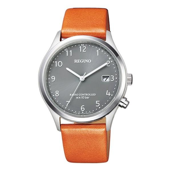CITIZEN REGUNO シチズン レグノ ソーラーテック 電波時計 サファイアガラス メンズ腕時計 KL8-911-60