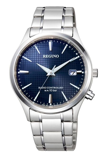 CITIZEN REGUNO シチズン レグノ ソーラーテック 電波 メンズ腕時計 KL8-911-71