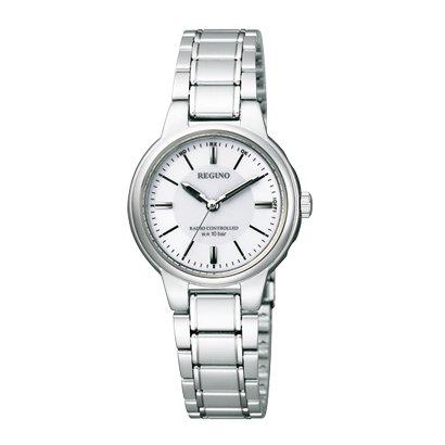 CITIZEN REGUNO シチズン レグノ 電波ソーラー ペアウォッチ レディース腕時計 KL9-119-91