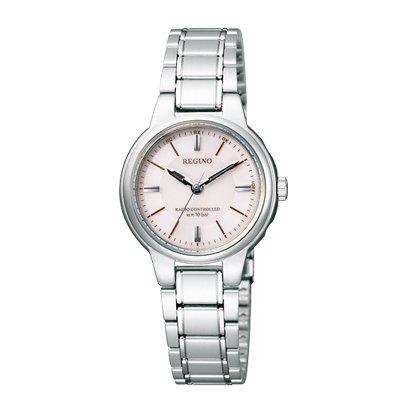 CITIZEN REGUNO シチズン レグノ 電波ソーラー ペアウォッチ レディース腕時計 KL9-119-93