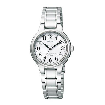 CITIZEN REGUNO シチズン レグノ ソーラーテック レディース腕時計 KL9-119-95