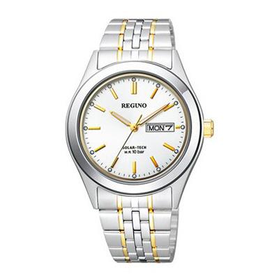 CITIZEN REGUNO シチズン レグノ ソーラーテック メンズ腕時計 KM1-113-13