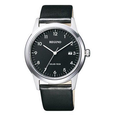 CITIZEN REGUNO シチズン レグノ ソーラーテック メンズ腕時計 KM3-116-50