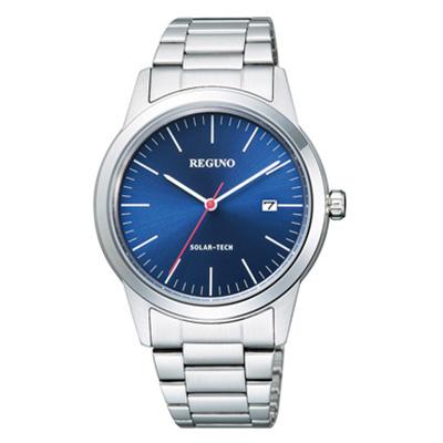 CITIZEN REGUNO シチズン レグノ ソーラーテック メンズ腕時計 KM3-116-71