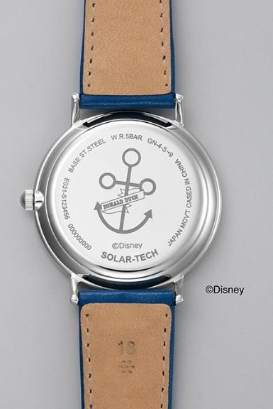 CITIZEN REGUNO シチズン レグノ Disneyコレクション 「ドナルドダック」モデル ユニセックス腕時計 KP3-112-10