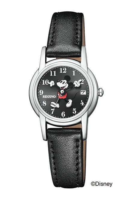 CITIZEN REGUNO シチズン レグノ ソーラーテック ミッキーマウス レディース腕時計 KP7-118-50