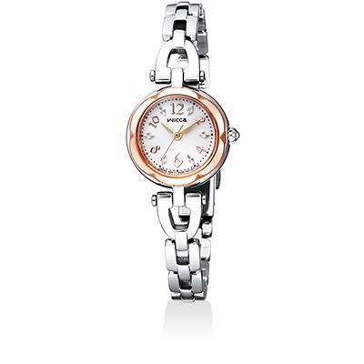 CITIZEN wicca シチズン ウィッカ エコドライブ レディース腕時計 KF2-510-11