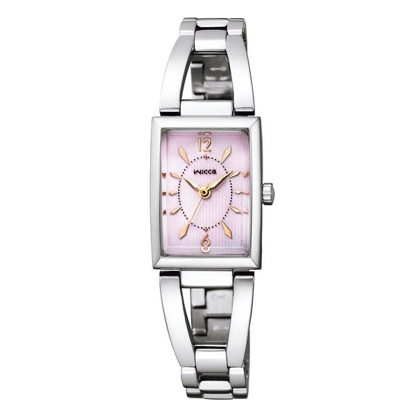 CITIZEN WICCA シチズン ウィッカ ソーラーテック レディース腕時計 KF7-511-91