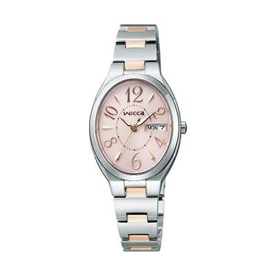 CITIZEN シチズン wicca ウィッカ ソーラーテック レディース腕時計 KH3-118-93