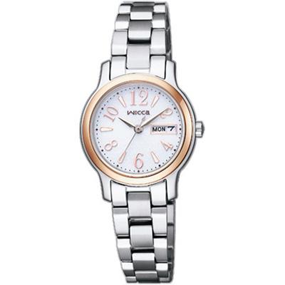 CITIZEN wicca シチズン ウィッカ ソーラーテック レディース腕時計 KH3-436-11