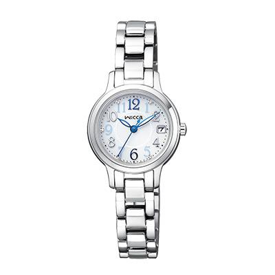 CITIZEN WICCA シチズン ウィッカ ソーラーテック レディース腕時計 KH4-912-11